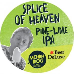 Splice of Heaven Pine Lime IPA