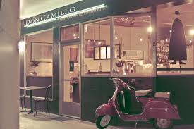 Don Camillo licensed restaurant