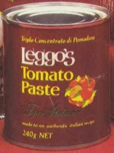 Leggo's Tomato Paste new