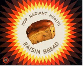 Raisin Bread poster