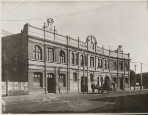 Plaistowe factory West Perth 1915