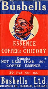 Bushells Essence of Coffee & Chicory