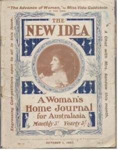 New Idea first edition cover