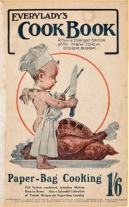 New Idea cookbook 1910
