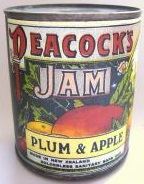 George Peacock & Son Jam