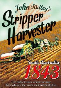 Ridley harvester poster