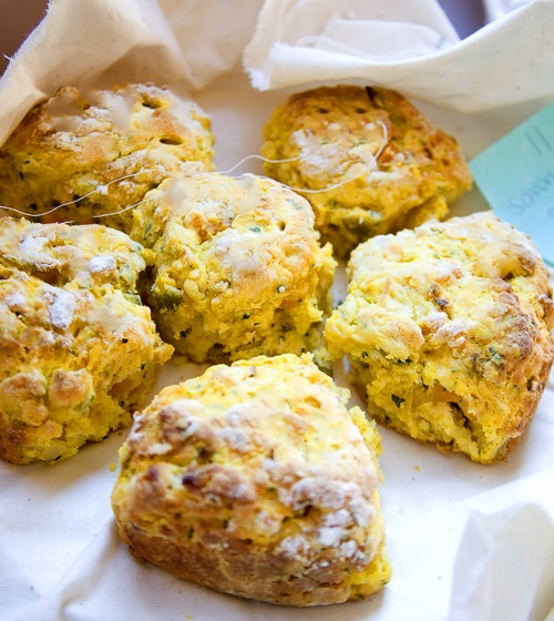 Pumpkin scones recipe published australian food history for Australian cuisine facts