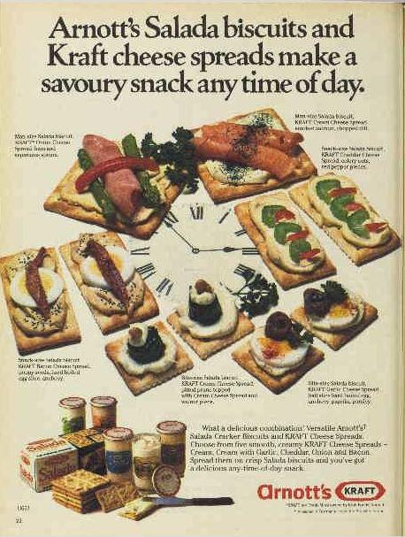 Salada advertisement 1978