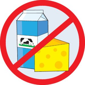 The Paleo Diet bans dairy foods