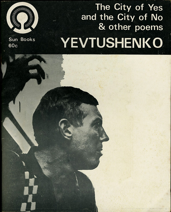 Yevtushenko in Sun Books