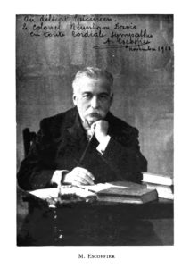 Auguste Escoffier invented Melba toast
