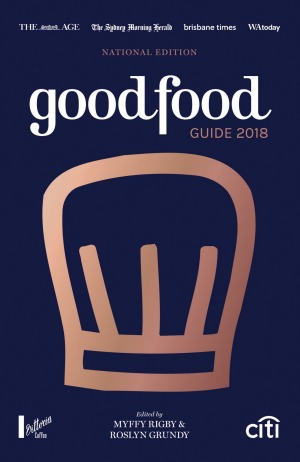 The sydney morning herald good food guide 2016: hatted restaurants.