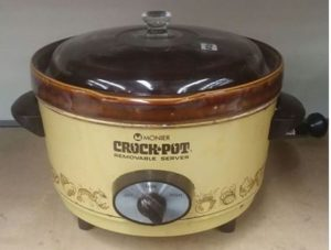 Early Monier Crock-Pot
