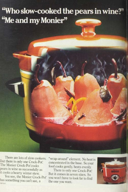 Monier protects crock-pot brand - advertisement