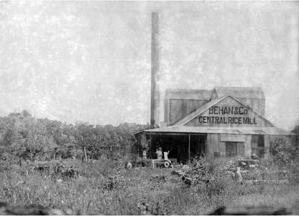 Behan's Central rice mill
