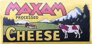 Maxam Cheese packet