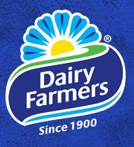 Dairy Farmers daisy logo