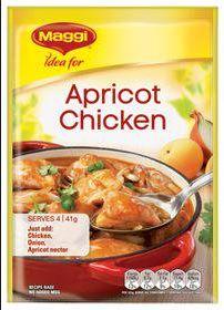 Apricot Chicken mix