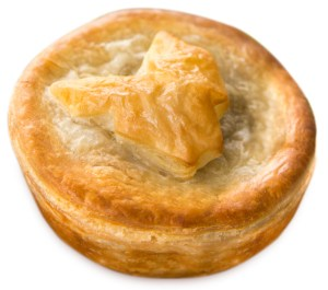 scallop pies are a Tasmanian regional dish