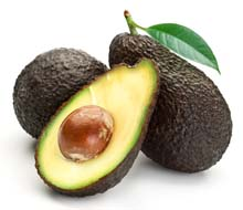 Avocado, popular for avocado on toast
