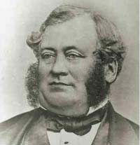 Edward Henty established the first faming venture in Victoria