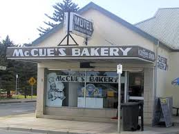 McCue's bakery - home of the savoury slice