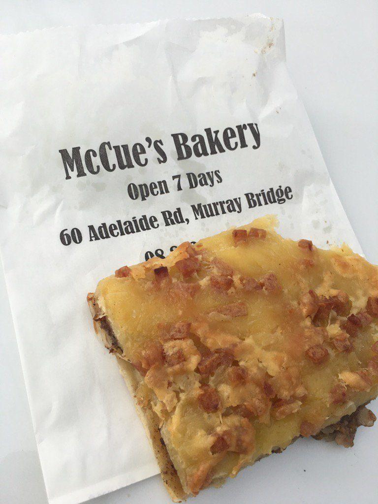 Savoury slice