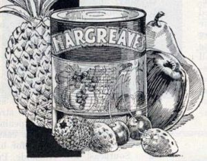 Hargreaves cannery - from an advertisement