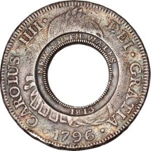 Holey dollar 1813