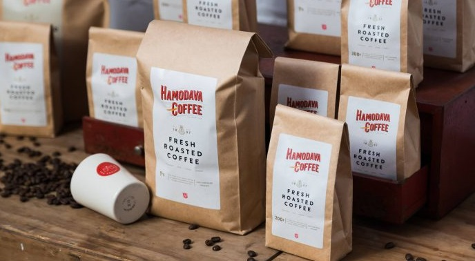 Hamodava coffee in New Zealand