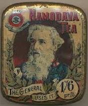 Hamodava tea tin