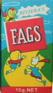 Fags packaging