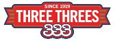 Three Threes logo