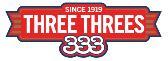 Three Threes logo