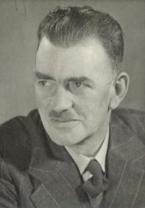 John Dedman, Minister in charge of supply and production during World War II