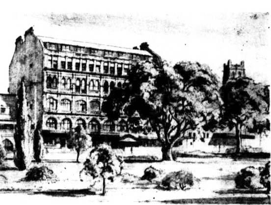 Wentworth Hotel 1950
