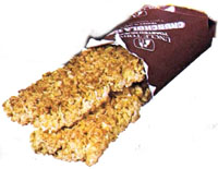 Australia's first muesli bar