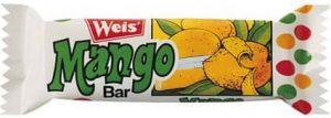 Weis Bar - original Mango packaging